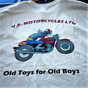 OLD TOYS T SHIRT