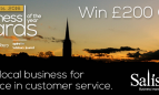 Salisbury BID Excellence in Customer Service Award